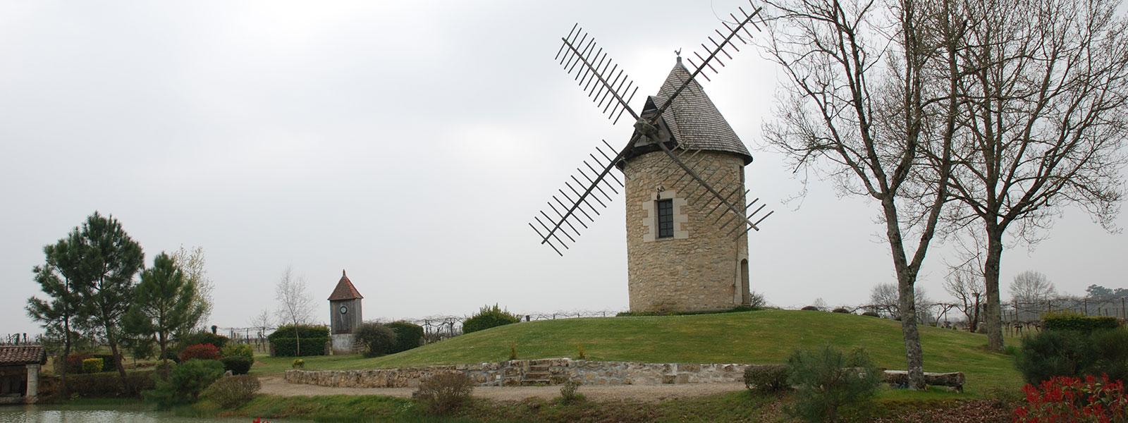 Sauvegarde et Protection des moulins