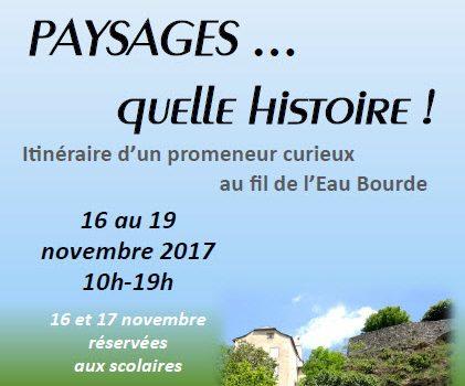 PAYSAGES.. QUELLE HISTOIRE !