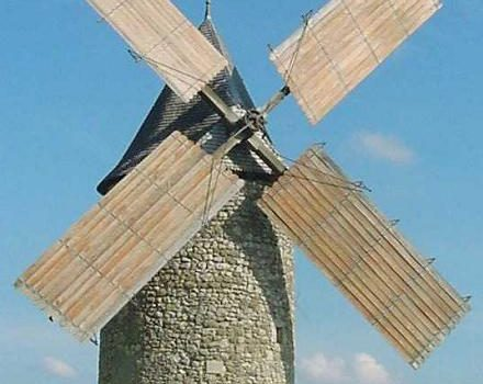 MOULIN DE COURBIAN (BLAIGNAN)
