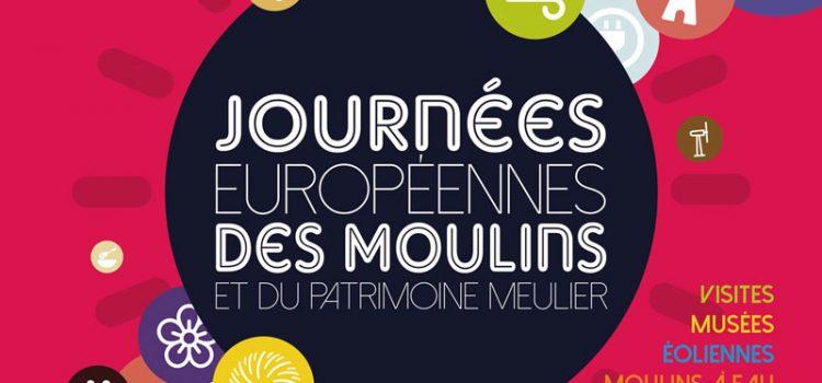 Journées Européennes des Moulins et du Patrimoine Meulier 2019